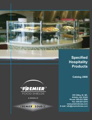 download our latest catalog - Premier Brass