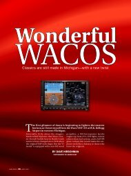 Wonderful - WACO Aircraft Corporation