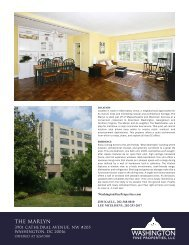 3901 Cathedral Ave_205_FLY_3215 Sutton Pl NW_Fly ... - HomeVisit