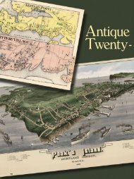 Antique Maps for the Twenty-first Century - Janetmendelsohn.com