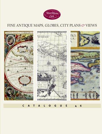 Fine Antique Maps Globes City Plans Views Martayan Lan