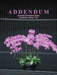 DecoGarden Addendum 2011 - AAA Imports