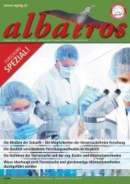 albatros magazin tierversuche 36de www