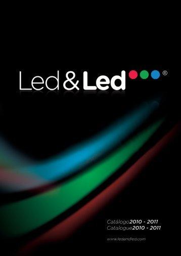 Iluminacion para exterior - Led & Led