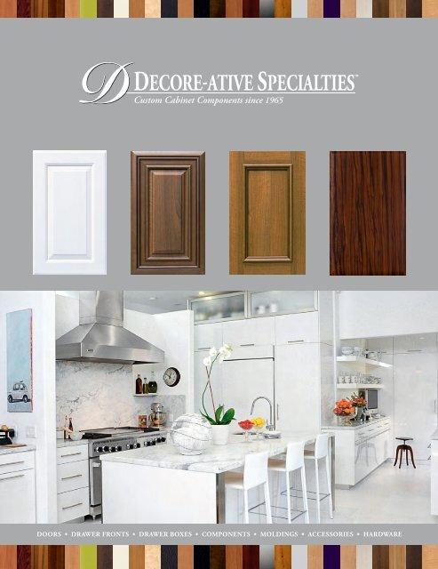 Custom Deco Form Decore Ative Specialties