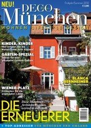 WOHNEN LIFESTYLE DESIGN - Stuart Stadler Architekten VFA ...