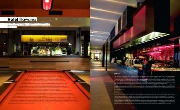 Venue Magazine - Issue 20 - Hotel Illawarra