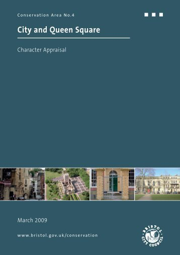 City and Queen Square (pdf, 11.8 MB) - Bristol City Council