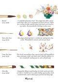 Sépia Déco 'The' Brush for Acrylics - Raphaël - Page 4