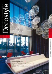 yoo Design Studio [ 6 ] - Decostyle