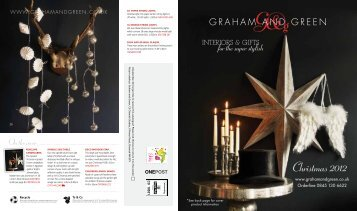 Download Catalogue - Graham and Green