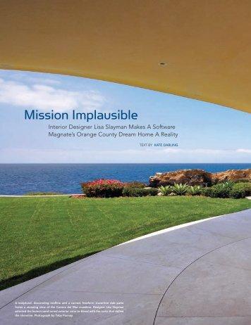 Download the article (PDF) - Slayman Design Associates