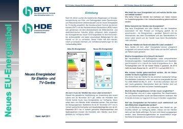 Das Merkblatt als pdf finden Sie hier - BVT