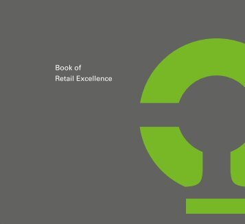 Book of Retail Excellence - Team Retail Excellence