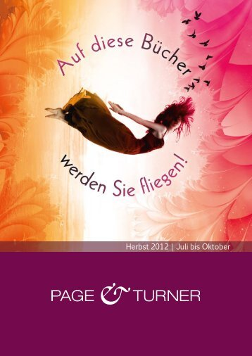 Herbst 2012 | Juli bis Oktober - Verlagsgruppe Random House GmbH