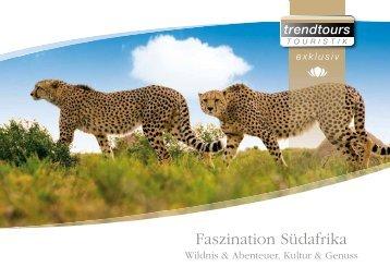 Faszination Südafrika - Trendtours Exklusiv