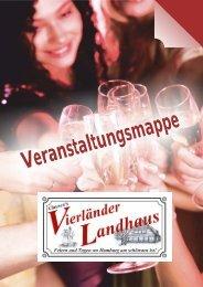 PDF-Datei - in Clausen's Vierländer Landhaus