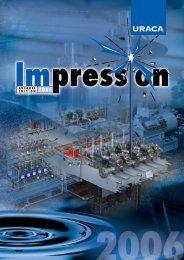 Impressionen 2006 - URACA GmbH & Co. KG