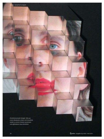 Ein Mann mit vielen Gesichtern - Manfred Stempels