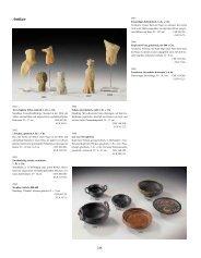 Antiken - Galerie Fischer Auktionen AG