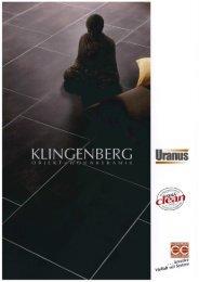 Aktueller Prospekt (829,0 KB) - Klingenberg Dekoramik