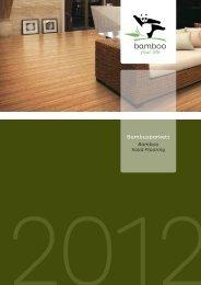 Bambusparkett - Welt des Wohnens