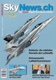 Exklusiv: die edelsten Hornets der Luftwaffe ... - SkyNews.ch