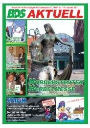 BDS_Aktuell_Nr73.qxd (Page 1) - Regenta Verlag
