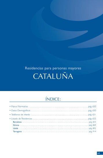 CATALUÑA - Portal Mayores