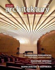 Obiekt w liczbach - Świat Architektury