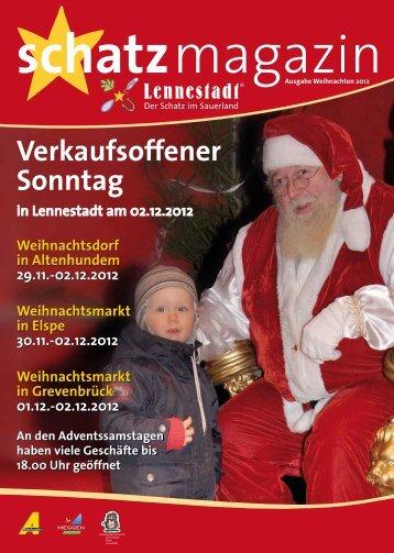 Verkaufsoffener Sonntag - fotos.de