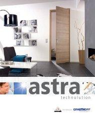 Astra - Grauthoff Türengruppe