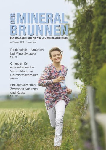hassia Waldler - Verband Deutscher Mineralbrunnen