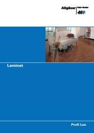 Flur Laminat Eiche wei/ß Quadratmeter 2,131/A Packung