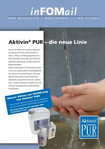 Aktivin® PUR - Fritz Oskar Michallik GmbH & Co.