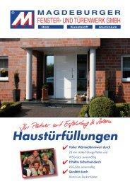 VSG Ornamentgläser - Magdeburger Fenster