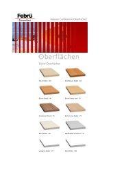 Farben und Oberflächen Febrü Adesso Conference - Pape+Rohde