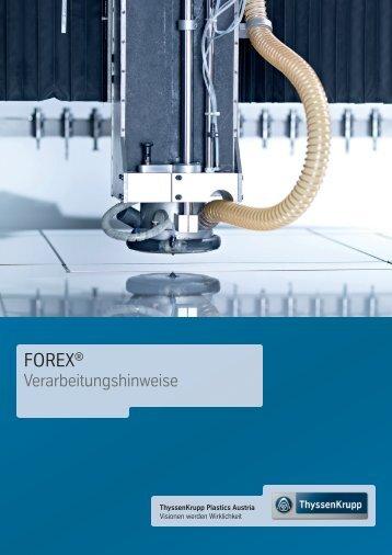 FOREX® - ThyssenKrupp Plastics Austria