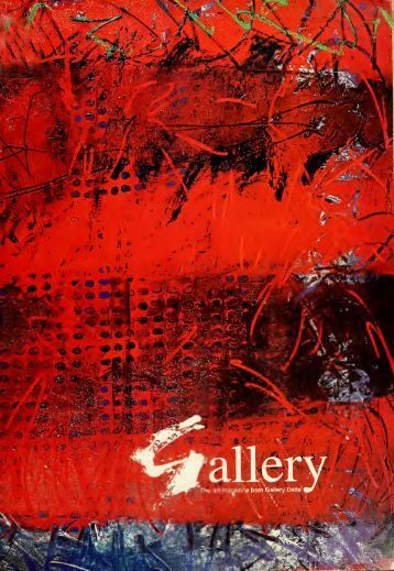Gallery : the art magazine from Gallery Delta