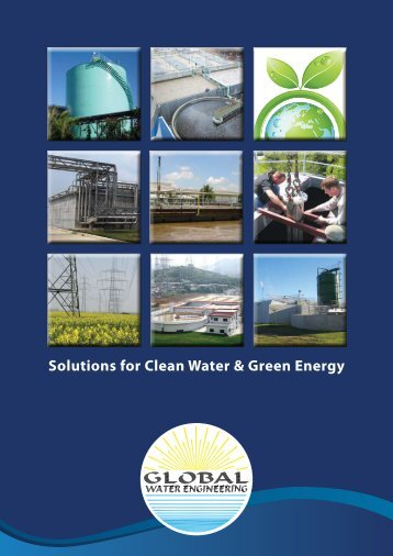 Solutions for Clean Water & Green Energy - GWE LTD.