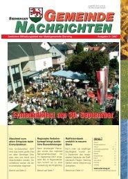 Ausgabe September 2007 - Sierning