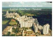 Das Beispiel Osterholz-Tenever