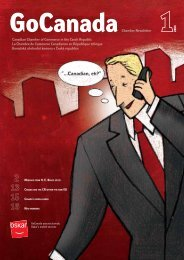 2004 (Issue 1 of 2) - The Canadian Chamber of Commerce in the ...