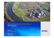 +8 bis +17 GW Repowering Onshore- Windpower potential till 2020
