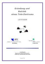 BPU - Stiftung Digitale Chancen
