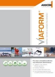 Info Viaform (pdf / 1198 KB) - Landor
