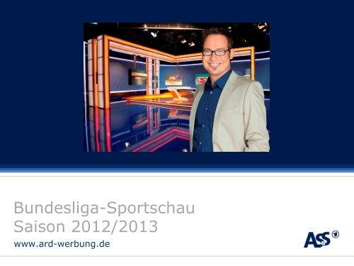 Download Angebot Bundesliga-Saison 2012/2013 - ARD-Werbung ...