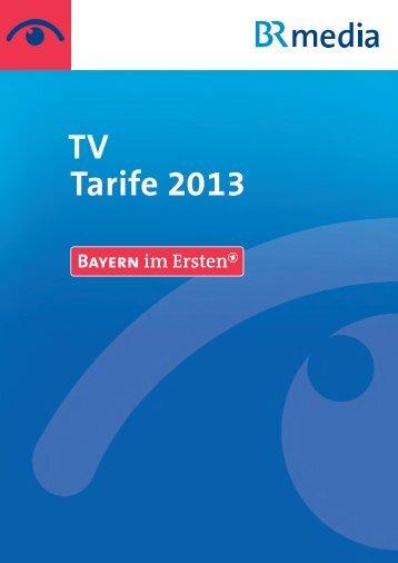 Download TV-Tarife 2013