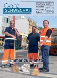 F. URANI GmbH. & GEISZLER OEG - Stadtgemeinde Schwechat
