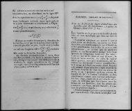 CHIMIE (Extraits de journaux). - Journal des mines et Annales des ...